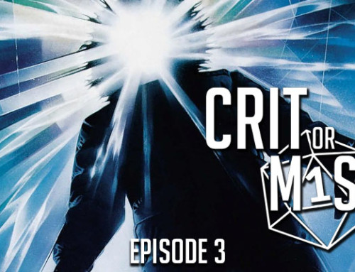 Crit or Miss: Episode 3 – The Thing: Who Goes There?