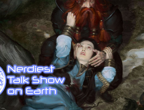 Nerdiest Talk Show on Earth: Episode 30: Player Deaths in RPGs