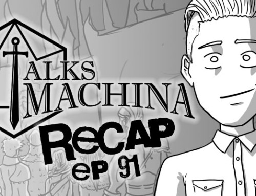 Talks Machina Recap – Vox Machina Go To Hell: Episode 91