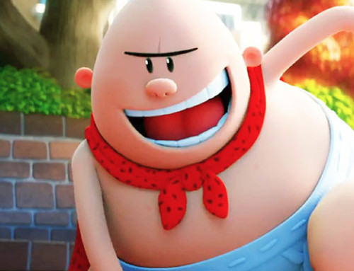 In His New Movie, Captain Underpants Fights Toxic Masculinity