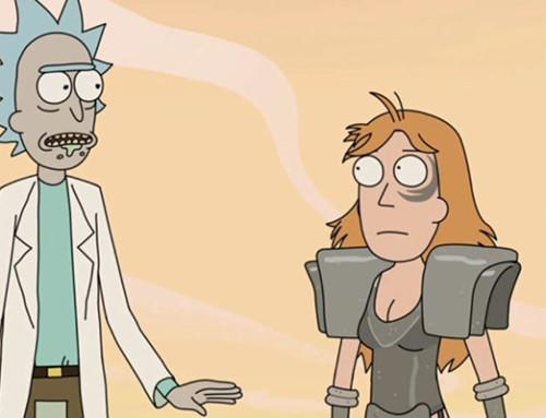 The Apocalypse as an Escape: Rick and Morty S3E2