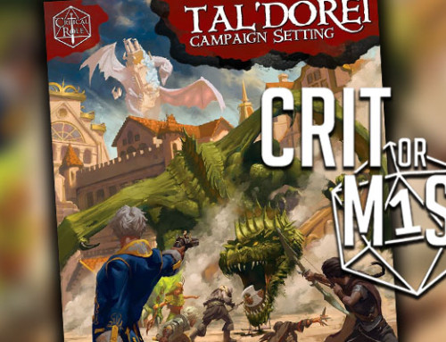 Crit or Miss: Tal'Dorei Campaign Setting