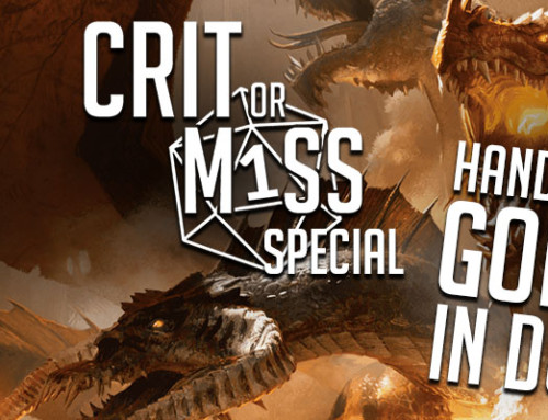 Crit or Miss Special: 5 Tips on Handling Gods and God-Like Entities in RPGs