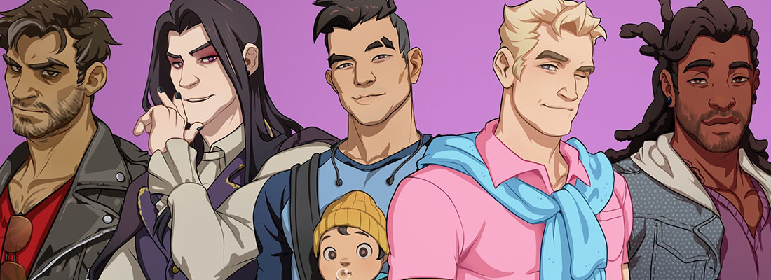 Dream Daddy and Identity