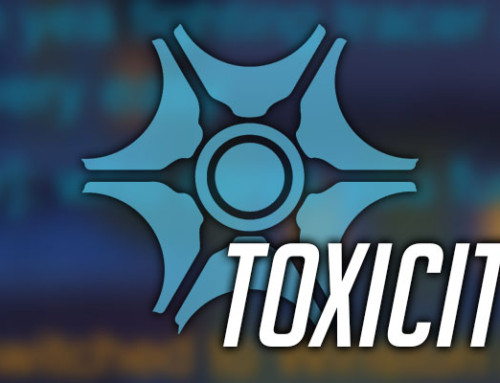 Overwatch and Toxicity: Stopping Problems Before They Start