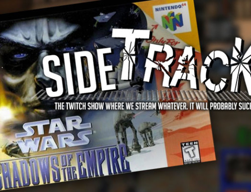 SideTrack – Star Wars: Shadows of the Empire