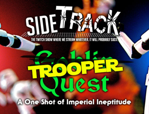 SideTrack: Trooper Quest