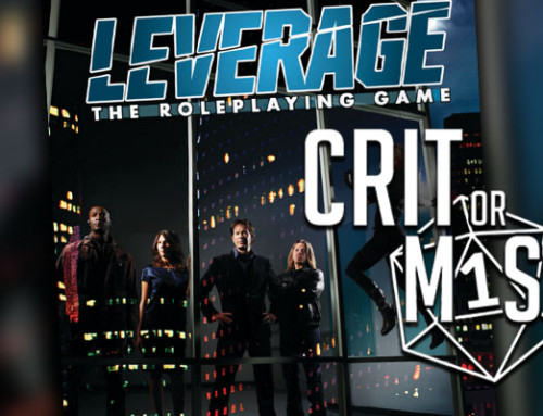 Crit or Miss: Leverage