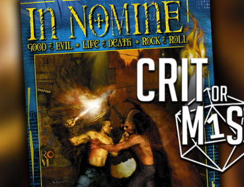 Crit or Miss: In Nomine