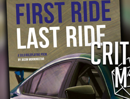 Crit or Miss: First Ride/Last Ride
