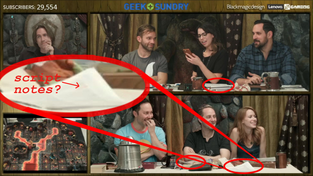Critical Role Is Fake And Here S The Proof Project Derailed Warning for main character injury, near death experiences, graphic depictions of violence, and possible spoilers if you aren't caught up with campaign two. project derailed