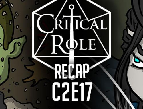 "Critical Role Recap: C2E17 – ""Harvest Close"""
