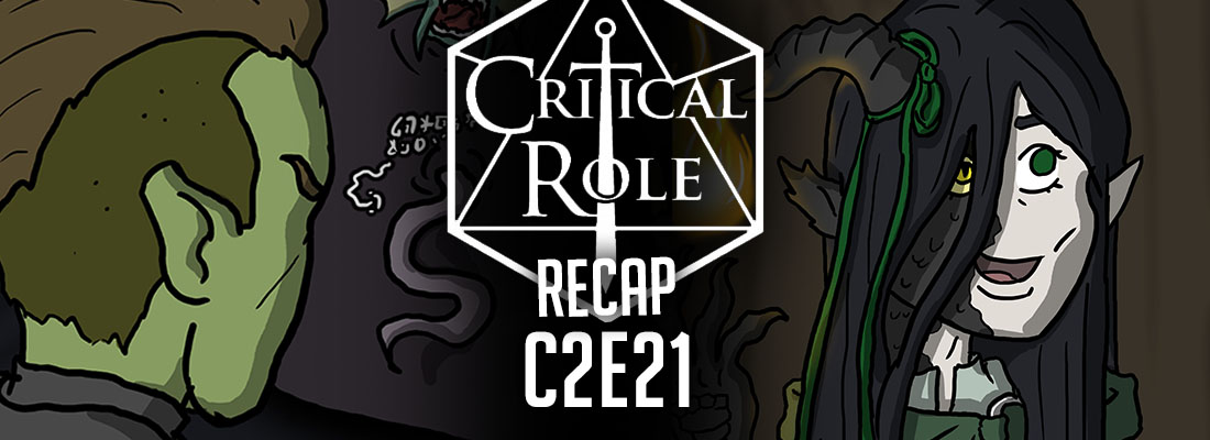 Critical Role Recap Archives - Project Derailed