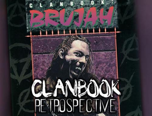 VtM Clanbook Retrospective: Clan Brujah