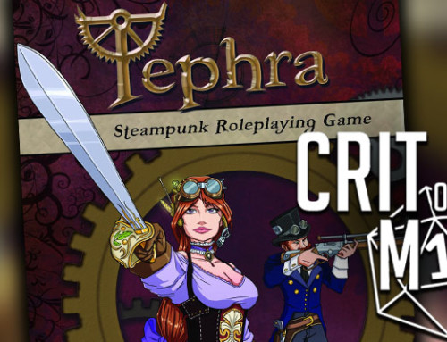 Crit or Miss: Tephra