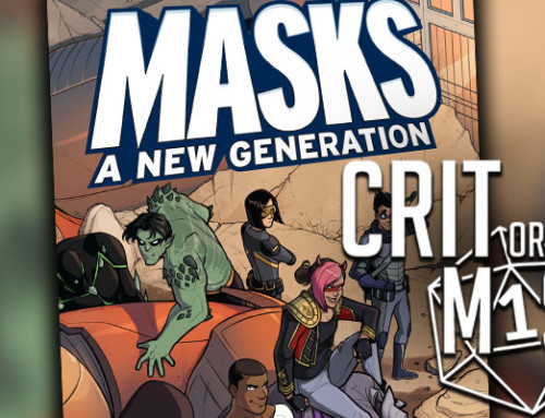 Crit or Miss: Masks the New Generation