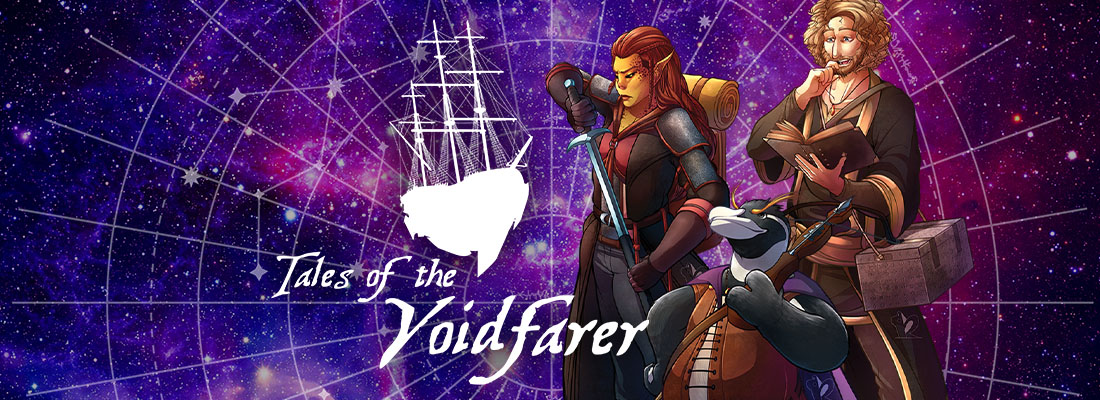 Tales of the Voidfarer: A Guide to the Story so Far