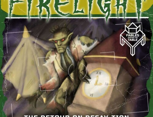 Firelight: Episode 2: The Detour on Decay-tion