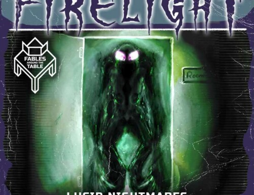 Firelight: Episode 4: Lucid Nightmares