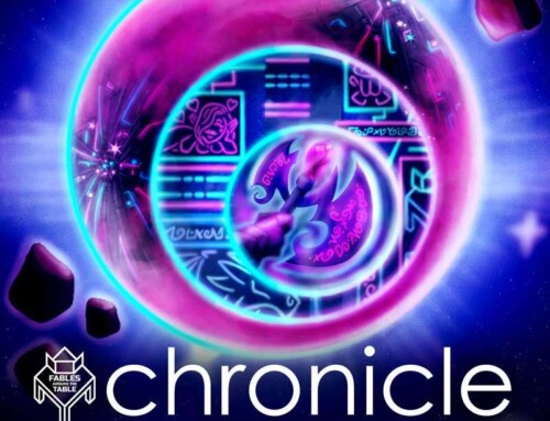 Fables Around the Table: Chronicle Trailer